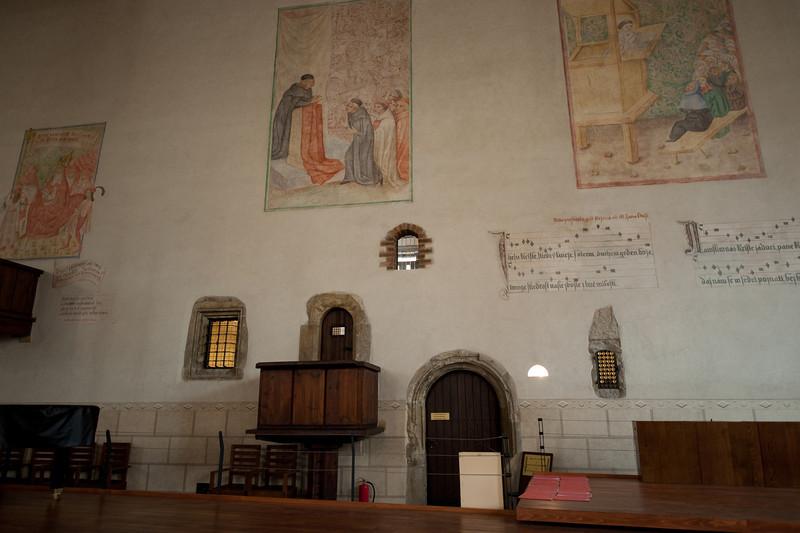 Bethlehem Chapel - Circa 1400