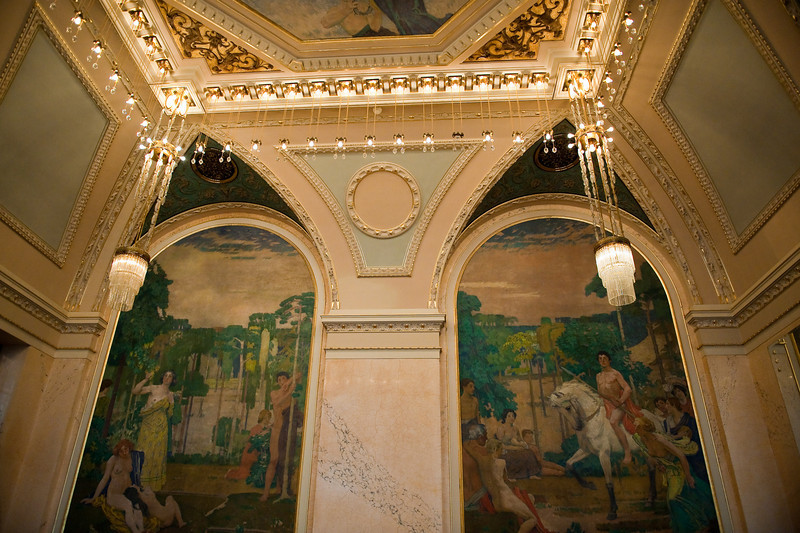 Art Nouveau Style,  Municipal House