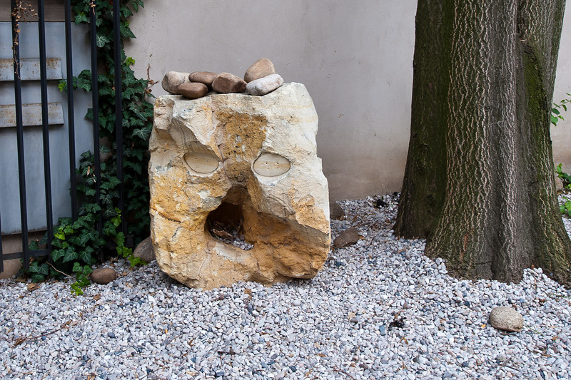 Rock Sculpture, Bethlehem Square
