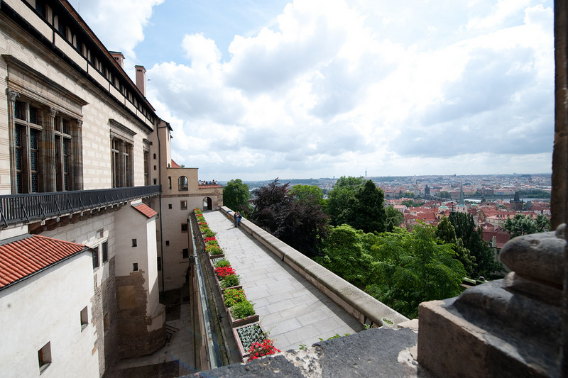 View from Old Royal Palace
