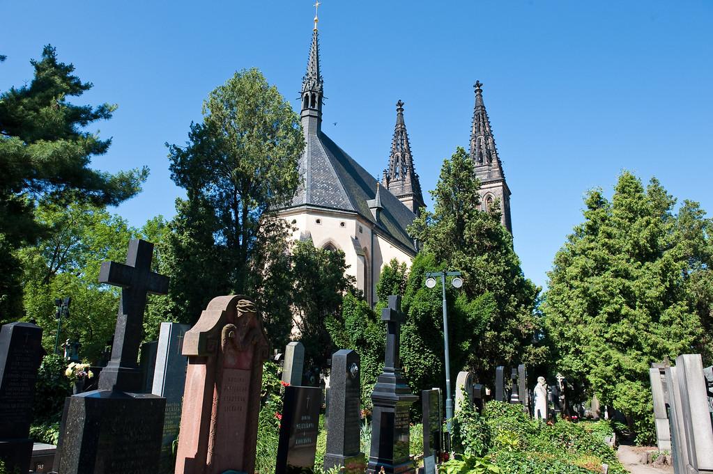 Grave Yard of Basilica Minor