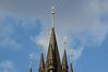 The spires of Týn Church