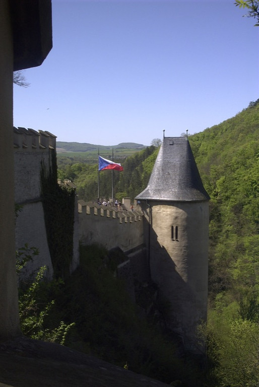 Karlstejn Castle - Czech Republic
