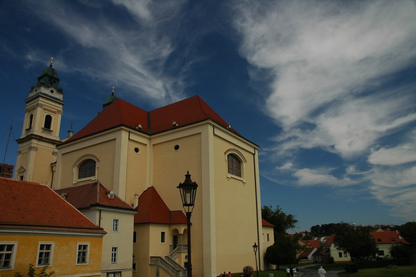 Castle - Valtice, Czech Republic