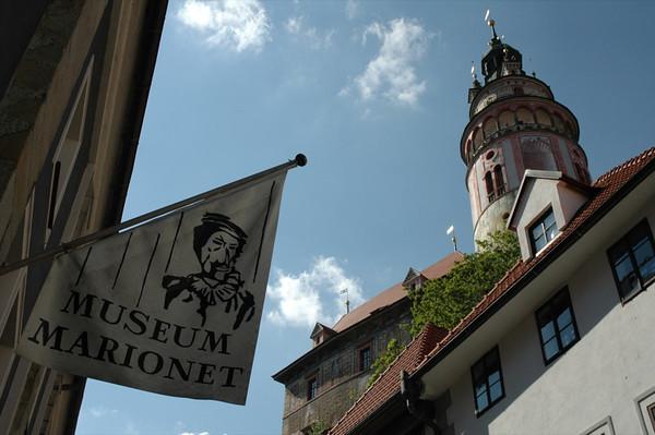 Marionette Museum - Cesky Krumlov, Czech Republic