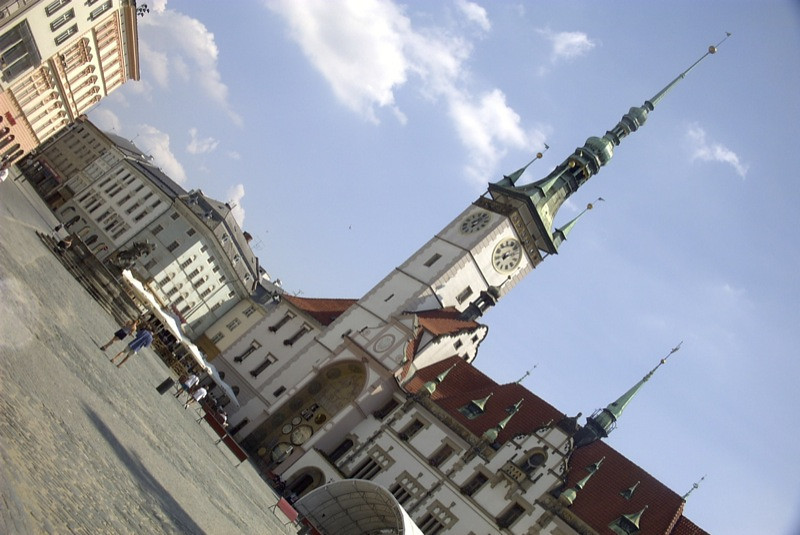 Main Square - Olomouc, Czech Republic