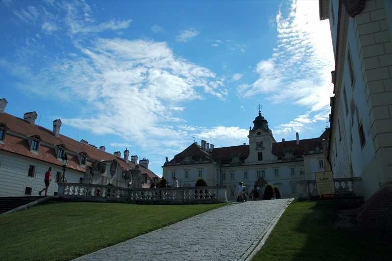 Castle - Moravia, Czech Republic