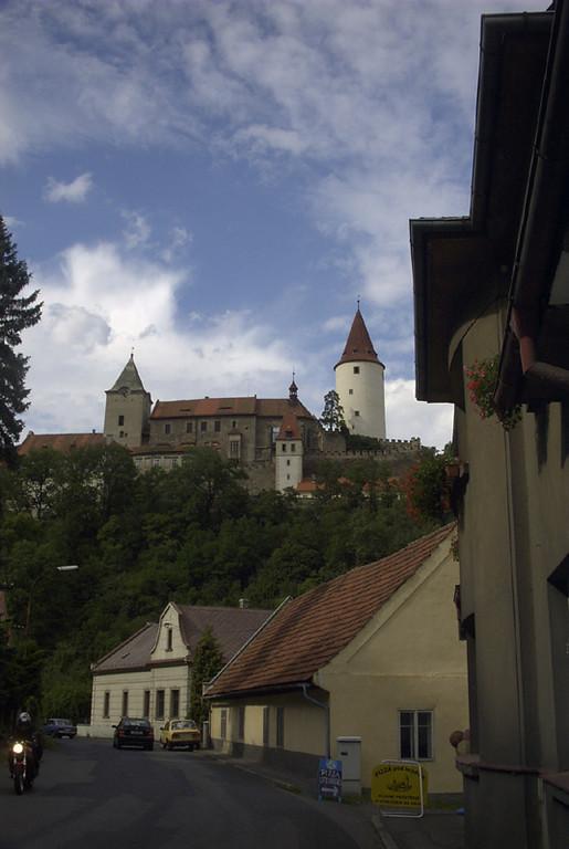Krivoklat Castle - Czech Republic