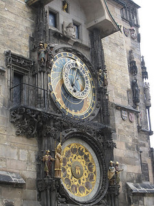 The Astronomical Clock Tower