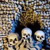 Ossuary in Sedlec, near Kutna Hora.