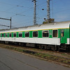 Czech 1st class car 61 54 19-51005 at Brno.
