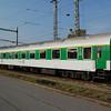 Czech 1st class car 61 54 19-51005 at Brno.