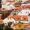 Lesser town near the Prague castle