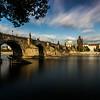 Charles Bridge during daytime