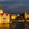 Old Town from Charles Bridge, Prague