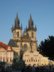 Stunning Prague Architecture
