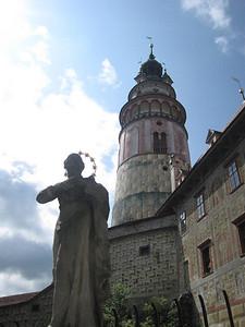 Cesky Krumlov, Czech