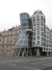 Funky Art Building