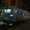 A Czech 470 EMU at Praha hl.n