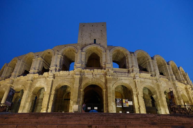 Day 7 - Arles