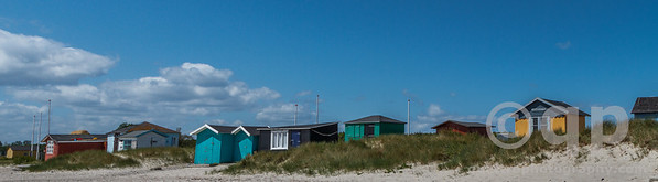 BEACH HOUSES PANORAMA