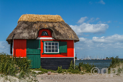 THATCHED BEACH HOUSE