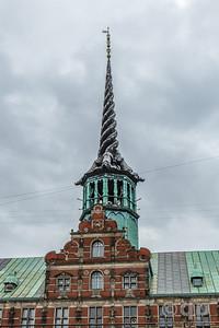 COPENHAGEN SPIRE