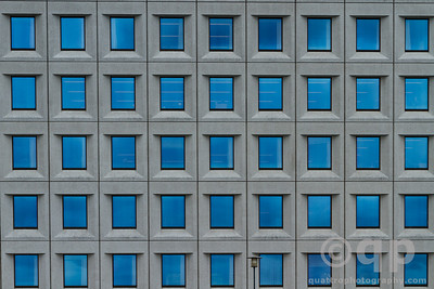 COPENHAGEN BLUE WINDOWS