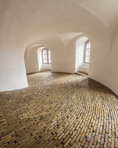 DOWN THE ROUND TOWER