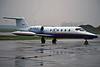 OY-CCJ Learjet 35A C/n 35-468 Brussels/EBBR/BRU 06-12-96 (35mm slide)