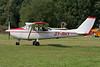 OY-AHY Reims-Cessna F.172H c/n 0494 Verviers-Theux/EBTX 01-09-07