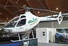 OY-HJI Guimbal G-2 Cabri c/n 1036 Friedrichshafen/EDNY/FDH 20-04-12