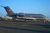 "C-066 Bombardier 604 Challenger ""Danish Air Force"" c/n 5366 Fairford/EGVA/FFD 25-07-99 (35mm slide)"