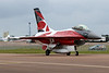 "E-191 General Dynamics F-16A Fighting Falcon ""Royal Danish Air Force"" c/n 6F-18 Fairford/EGVA/FFD 22-07-19 ""800th Anniversary"""