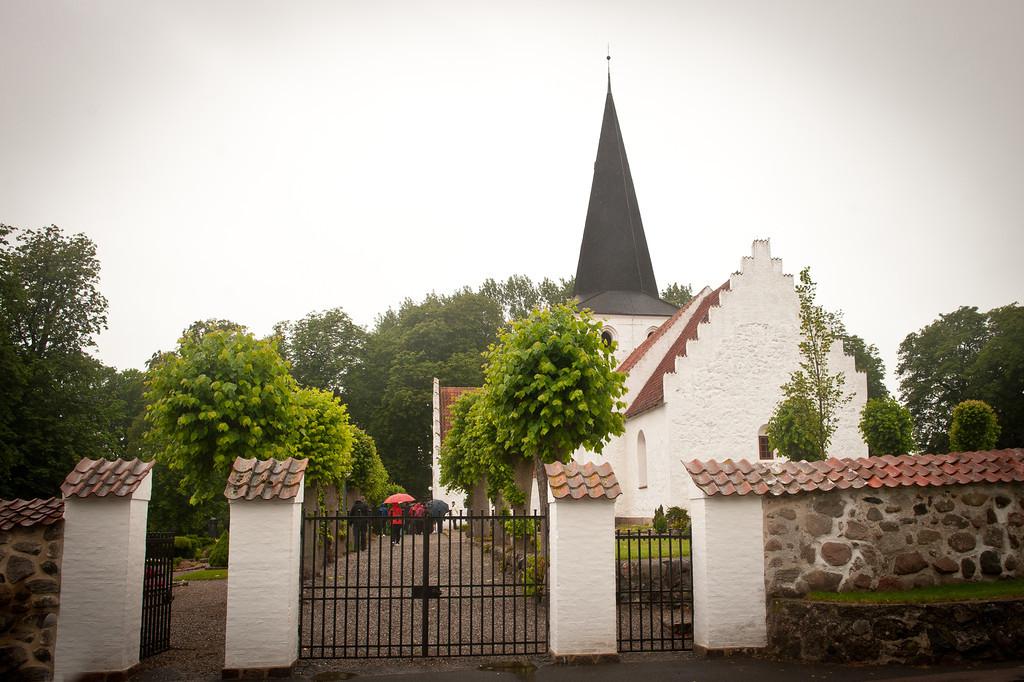 Bregninge Church, circa 12th century, Aero Island