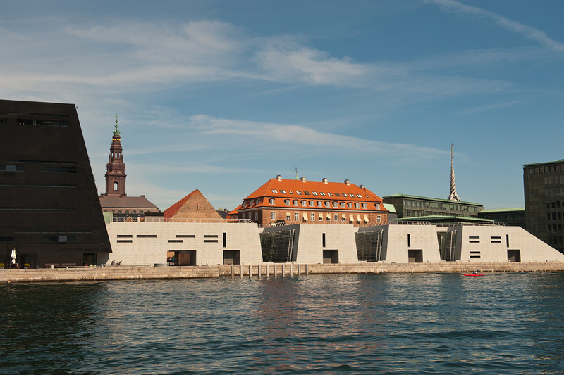 Distinctive architecture styles, Copenhagen