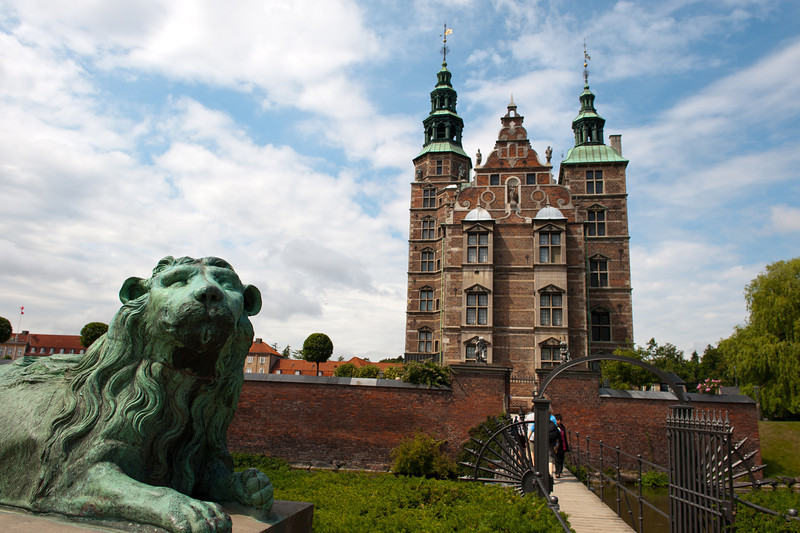 Rosenborg Castle and Treasury, Copenhagen