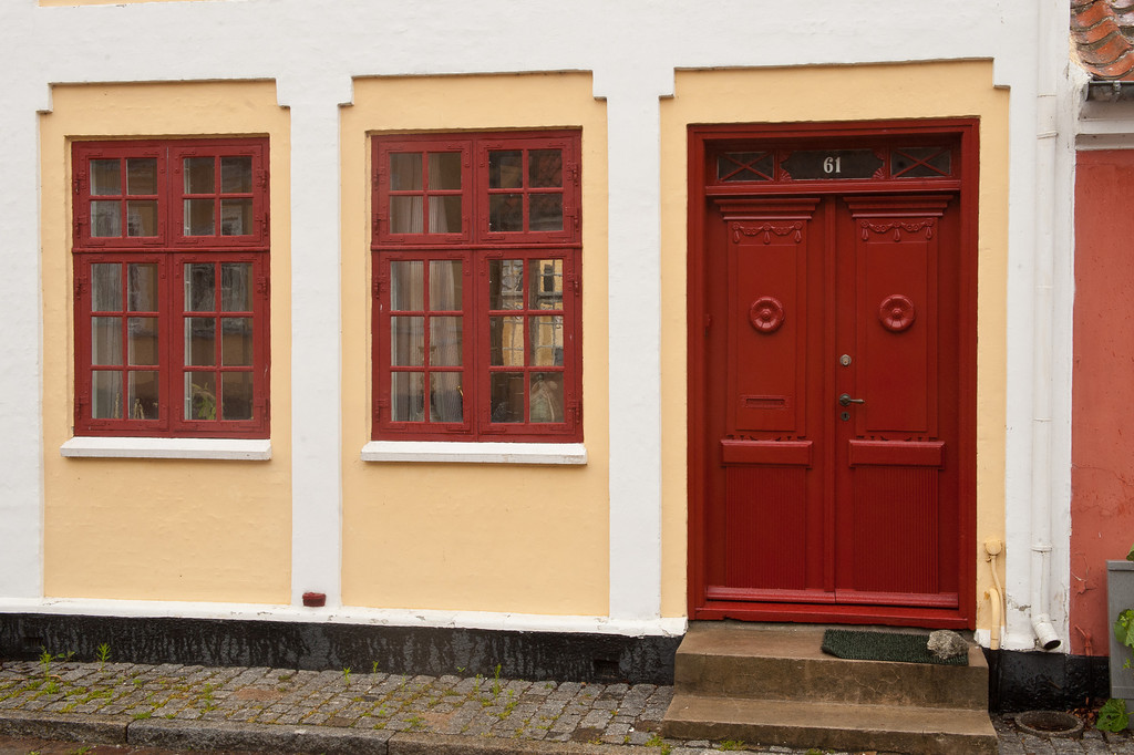 Red door 61, Aeroskobing