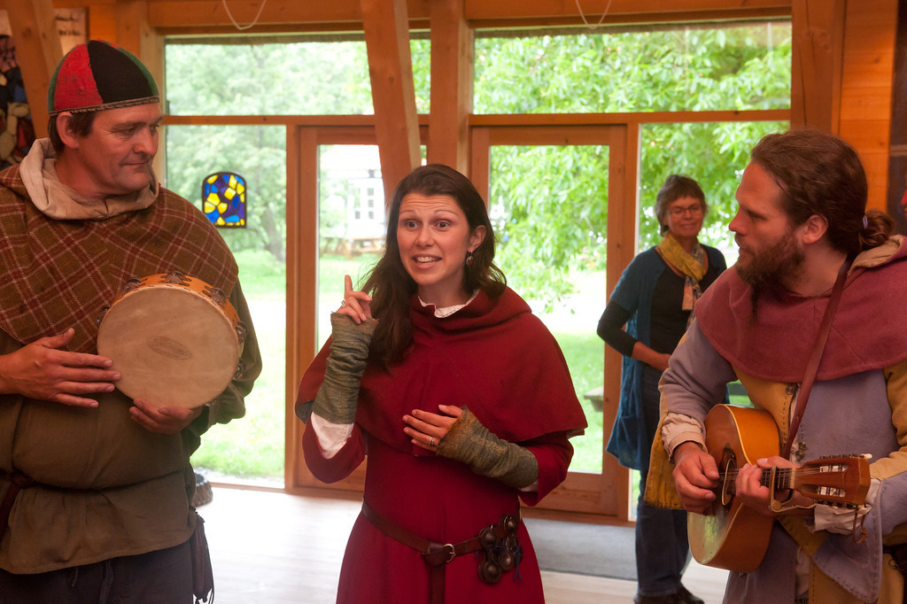Virelai musicians