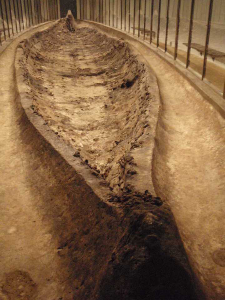 Viking Long Boat