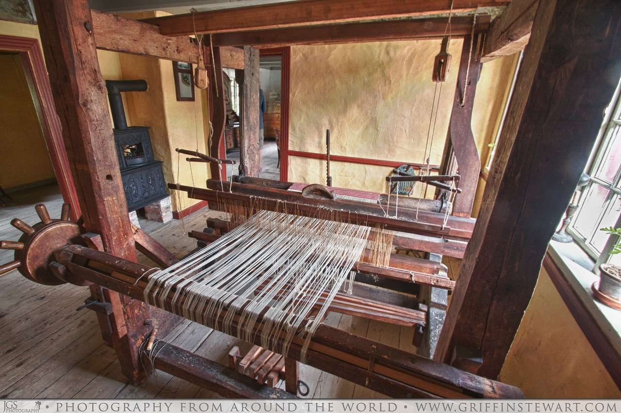 The Old Loom