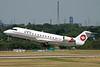 "OY-RJA Canadair Regional-Jet 200ER ""Cimber Air"" c/n 7413 Dussledorf/EDDL/DUS 19-07-10"