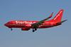 "OY-MLW Boeing 737-73S ""Sterling Airways"" c/n 29078 Barcelona-El Prat/LEBL/BCN 29-06-08"
