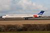 SE-DMB Douglas MD-81 c/n 53314 Amsterdam/EHAM/AMS 03-02-10