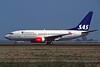 """OY-KKI Boeing 737-783 c/n 28315 Amsterdam/EHAM/AMS 22-04-05 """"Braathens"""" (35mm slide)"""
