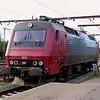 EA 3011 at Fredericia.
