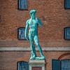 Copenhagen - Statue of David