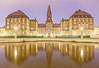 Christiansborg Palace, Copenhagen, Denmark.