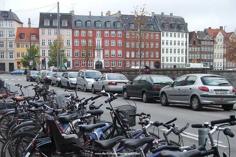 Nybrogade Gammel Strand, Copenhagen, Denmark.