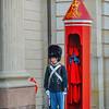 Copenhagen - Palace Guard - Amalienborg Palace